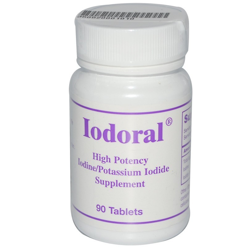 Buy Best Iodoral Iodine Supplement in India from VitSupp Healthcare