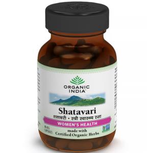 Organic India Shatavari Ayurvedic Supplement