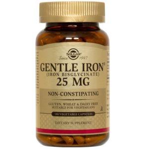 Buy Best Solgar Gentle Iron Bisglycinate Supplement in India from VitSupp Healthcare