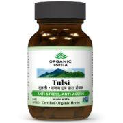 Organic India Tulsi - 60 Capsules-1