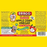 Bragg Apple Cider Vinegar India 473 ml Unflavoured