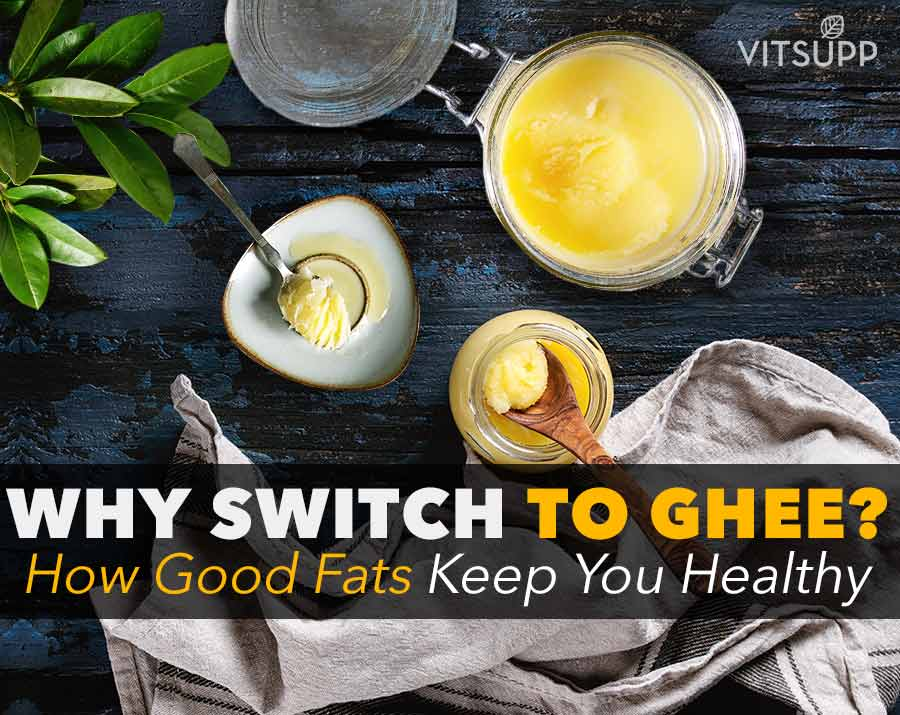 Why switch to ghee
