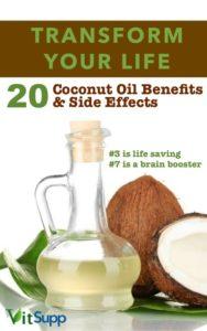 FREE Coconut oil uses EBOOK