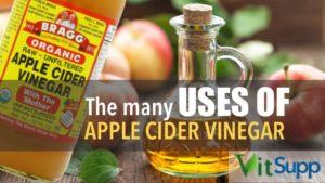 apple cider vinegar from bragg