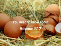 All you need to know about Vitamin B12