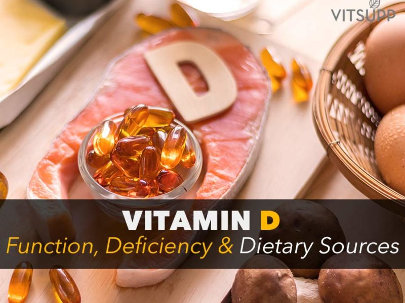 Everything about vitamin D