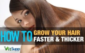 Health Tips & Home Remedies To Grow Hair Faster & Thicker