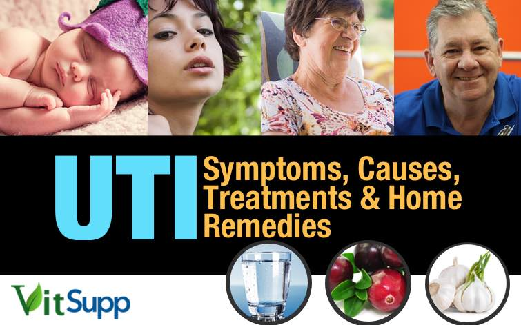 Urinary Tract Infection Symptoms, Causes, Treatments & Home Remedies