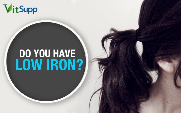 Do You have Low Iron - Grow hair faster