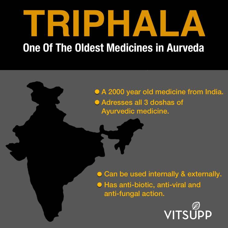 what is triphala