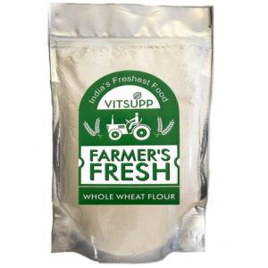 Farmer's Fresh Whole Wheat Flour