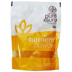 Pure & Sure Organic Turmeric Powder-100g