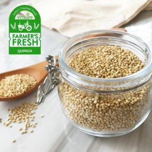 Farmer's Fresh Quinoa White