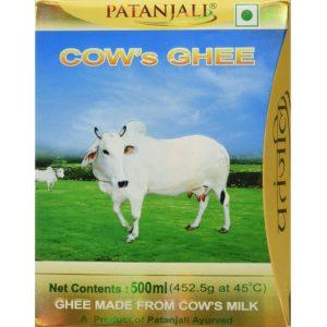 Patanjali Cow's Ghee-500ml