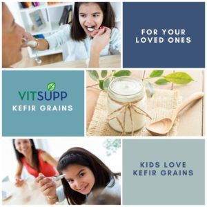 KEFIR BENEFITS FOR YOU & YOUR FAMILY