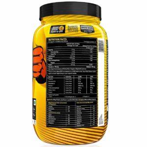 Avvatar Whey Protein Powder - Unflavoured - 100% Absolute