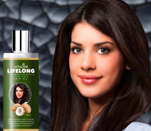 Vitsupp Lifelong Hair Oil for Women