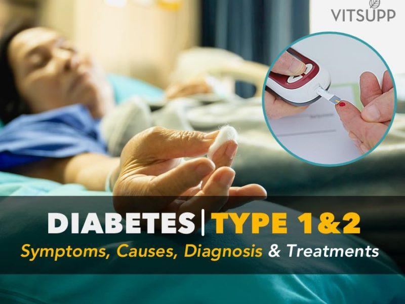 Diabetes - Symptoms causes diagnosis treatments