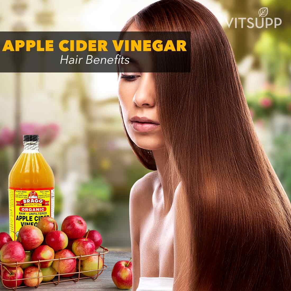 how to apply apple cider vinegar for hair