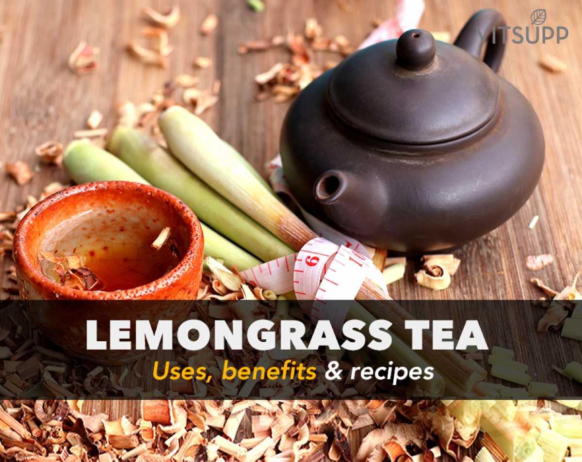 how to make lemongrass tea for weight loss