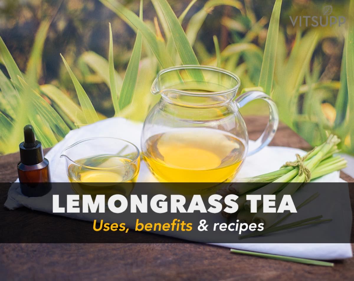 thai lemongrass tea recipe