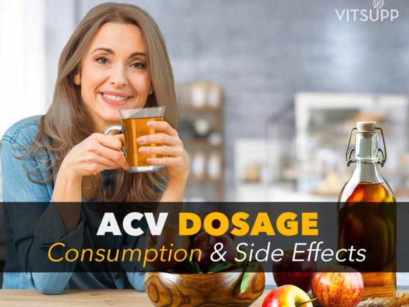 braggs apple cider vinegar dosage per day